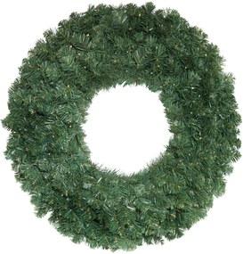 Dakota kerstkrans met verlichting 60 cm t/m 150 cm