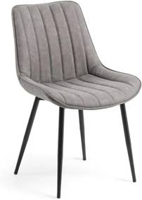 Kave Home Janis Trendy Stoel Taupe