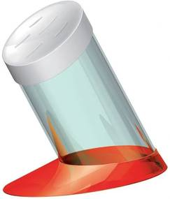 Messenblok Glamour Ceppo rood