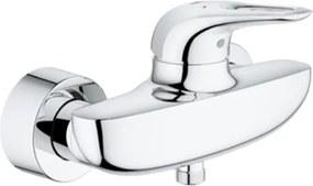 Grohe Eurostyle New douchekraan zonder omstel met koppelingen wit 33590ls3