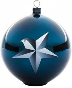 Blue Christmas Kerstbal Ster
