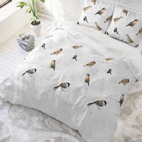 Sleeptime Elegance Birdy 1-persoons (140 x 220 cm + 1 kussensloop) Dekbedovertrek
