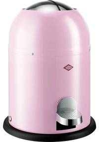 Afvalemmer Wesco Single Master 9 Liter Roze