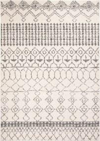 Safavieh   Vloerkleed Hermosa 90 x 150 cm ivoor, grijs vloerkleden polypropyleen vloerkleden & woontextiel vloerkleden   NADUVI outlet
