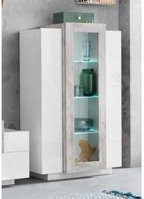 Tecnos vitrinekast »Corona« , hoogte 120, 5 cm