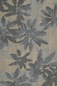 Calvin Klein - Winter Flower grey - 160 x 226 - Vloerkleed