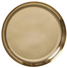 Onderzetter - Ø 25 Cm - Goud (goud)