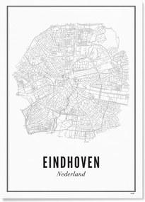 WIJCK Eindhoven Stad print