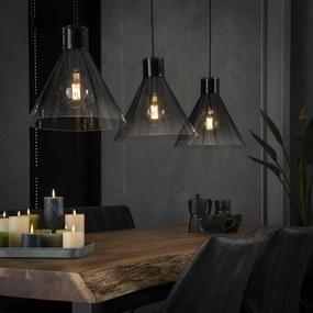Hanglamp 'Lou' 3-lamps, Ø37cm