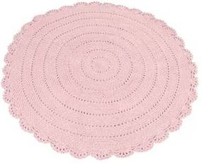 Roundy Vloerkleed Roze