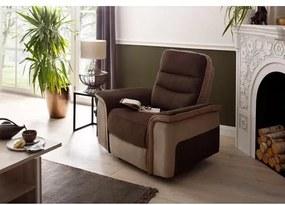 Delavita relaxfauteuil »Maldini« elektrische relaxfunctie en USB-stekkeraansluiting, breedte 109 cm