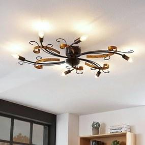 Plafondlamp Dalia in Florentijnse stijl - lampen-24