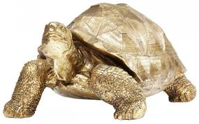 Kare Design Turtle Gold Gouden Deco Schildpad Medium