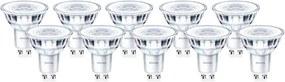 Philips CorePro LEDspot 4-35W GU10 36D Extra Warm Wit Dimbaar 10-Pack
