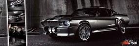 HOME AFFAIRE artprint »Easton - MUSTANG GT50«