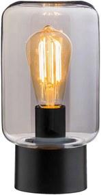Tafellamp Zimmer - zwart - Leen Bakker