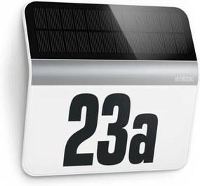 Steinel XSolar LH-N LED Buitenwandlamp, Waterdicht IP44, Wit