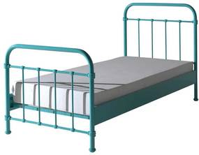 Vipack bed New York - mint - 90x200 cm - Leen Bakker