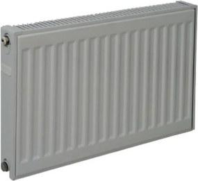 Plieger paneelradiator compact type 11 400x600mm 387W aluminium 7340728