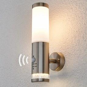 Buitenwandlamp Binka met sensor - lampen-24