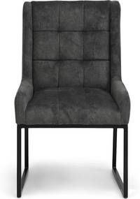 Rivièra Maison - Loft Dining Chair, berkshire, truffle - Kleur: bruin