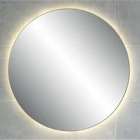 Plieger Ambi Round spiegel rond met indirecte LED verlichting 120cm PL 0800322