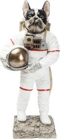 Kare Design Space Dog 56 Cm Astronaut Hond