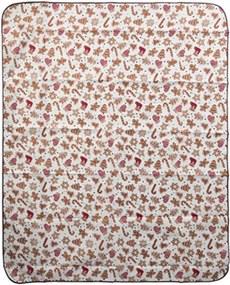 Tafelkleed 160 x 130 cm, Koekjes
