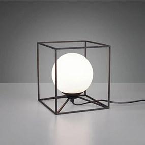 Reality Tafellamp Gabbia - Metaal - Large - Zwart Mat