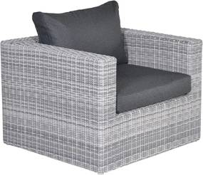Garden Impressions Formiga lounge tuinstoel - licht grijs