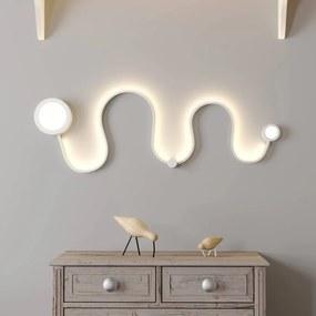 Annegrit LED wandlamp, dimbaar, 25 W - lampen-24