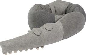 Sebra Sleepy Croc knuffel Elephant Grey