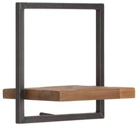 D-Bodhi Shelfmate Natural Type B Plank Aan De Wand - 35x25x35cm.