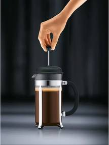 Koffiebereider of melkopschuimer Koffiebereider