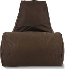 Puffi Lounge Chair Adult - Zwart