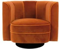 Dutchbone Flower fauteuil