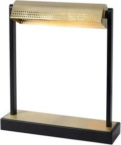 Lucide bureaulamp Laut - zwart - Leen Bakker