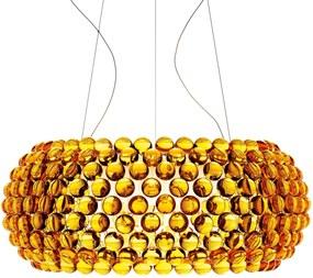 Foscarini Caboche Grande hanglamp LED dimbaar goud