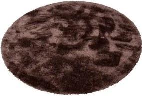 Hoogpolig vloerkleed, »Mikro Soft Super«, my home Selection, rond, hoogte 50 mm, machinaal geweven