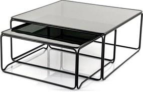 By-Boo Olit - large Set van 2 75 cm - Metaal - By-Boo - Industrieel & robuust