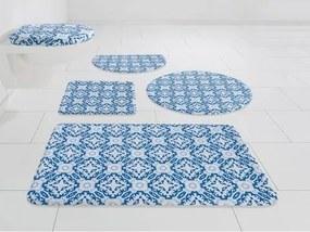 Badmat »Tegeltjes«, my home Selection, hoogte 14 mm, met antislip-coating