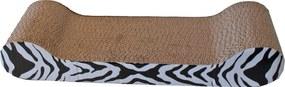 Krabmeubel karton sofa 50x22 cm