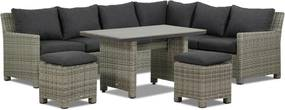 Garden Collections Lusso dining loungeset 7-delig