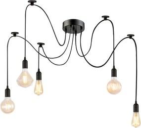 Maxie - LED hanglamp met gloeilampen