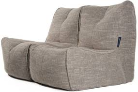 Ambient Lounge Twin Couch - Eco Weave