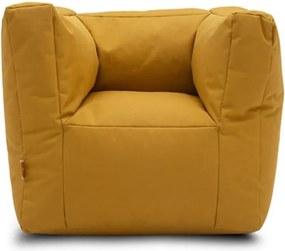 Fauteuiltje - Beanbag Mustard - Kinderstoelen