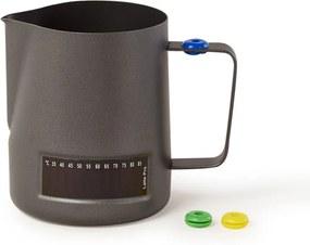 Latte Pro Melkkan van roestvrij staal met thermometer 600 ml
