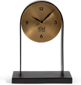 Rivièra Maison - City Loft Clock - Kleur: goud