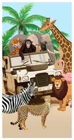 Jeep Jungle strandlaken (75x150)