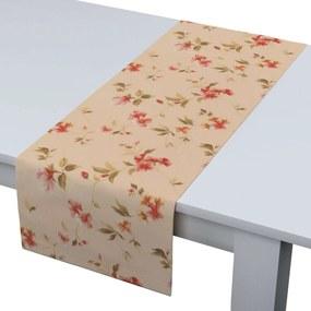 Rechthoekige tafelloper, beige